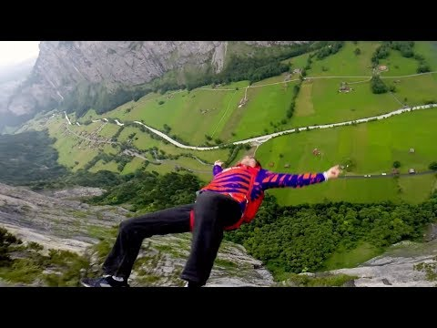 7 of the Most Extreme BASE Jumps Ever