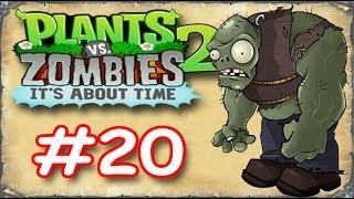 Plants Vs Zombies 2! Зомби против Растений 2! Серия 20  Растения против Зомби 2! Pirate Seas