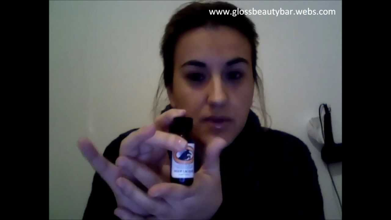 REVIEW: Healthy Hoof - Hoof Lacquer by Gena - YouTube