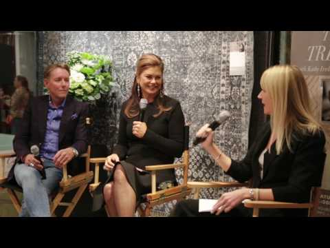 Kathy Ireland and Barclay Butera Talk Trends at High Point Market