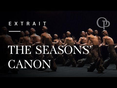 The Seasons' Canon (Crystal Pite) - Extrait 1