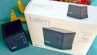 BEM Wireless Speaker Unboxing and Specifications Hosted by Ruby Rock #16