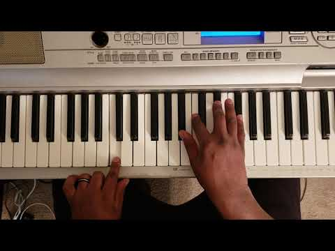 KIRK FRANKLIN - WHY WE SING (The Reason Why We Sing) PIANO TUTORIAL Db Major - Eb Major
