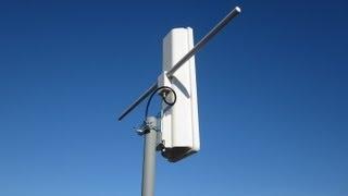 Digital Off-Air Antenna Installation With Chimney Mount - Scarborough Toronto Markham Richmond Hill