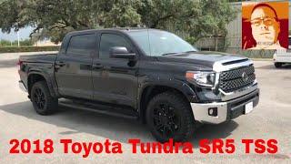 2018 Toyota Tundra Crewmax SR5 TSS 4x4 Walk Around Video