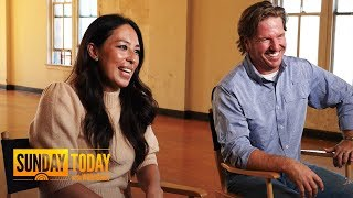 Chip And Joanna Gaines On New Hotel, Sharing Life And Career On Camera | Sunday TODAY