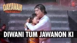 Download Diwani Tum Jawanon Ki Full Song (Audio) | Dayavan | Vinod Khanna, Madhuri Dixit, Feroz Khan MP3 song and Music Video