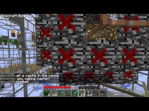 Minecraft Griefing - Theft (Doridian Episode 1)