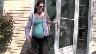 Repeat youtube video Real live delivery of baby at home