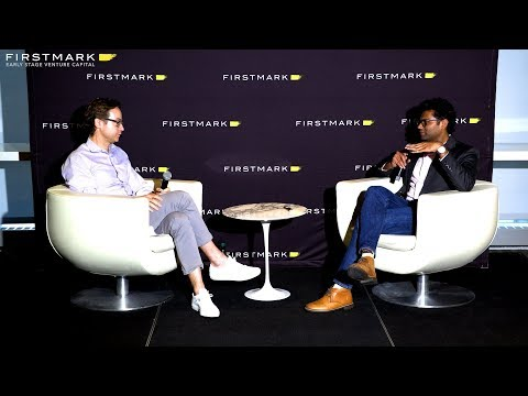 AI For Sensitive Information // Apoorv Agarwal, Text IQ (FirstMark's Data Driven NYC)