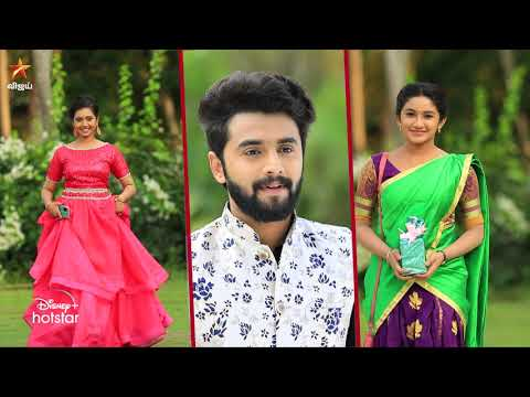 Mouna Raagam Season 2 |  8th to 9th April 2021 - Promo