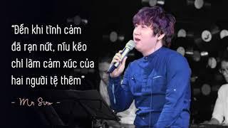 Nhạc buồn MR SIRO- Em gái mưa cover - hit MR SIRO  9-2017