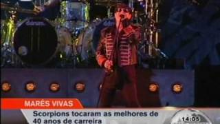 Scorpions Portugal 2009 (news report)