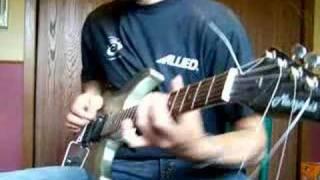blues metal dirty guitar