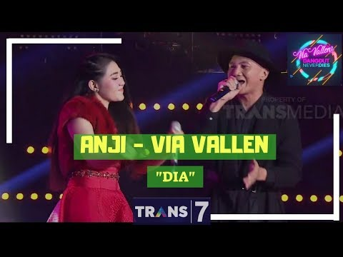 DIA - ANJI Ft  VIA VALLEN | 'VIA VALLEN' DANGDUT NEVER DIES (01/05/18)