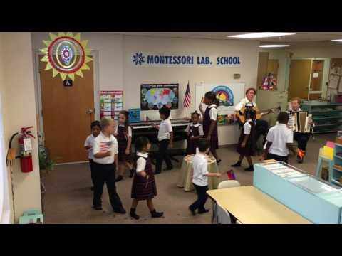 Montessori Lab School, Chesapeake VA - Peace Day Video