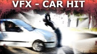 How To Get Hit By Car - Adobe After Effects Visual Effects Tutorial