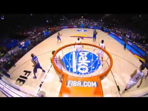 Croatia vs. Philippines Best Action Highlights FIBA 2014