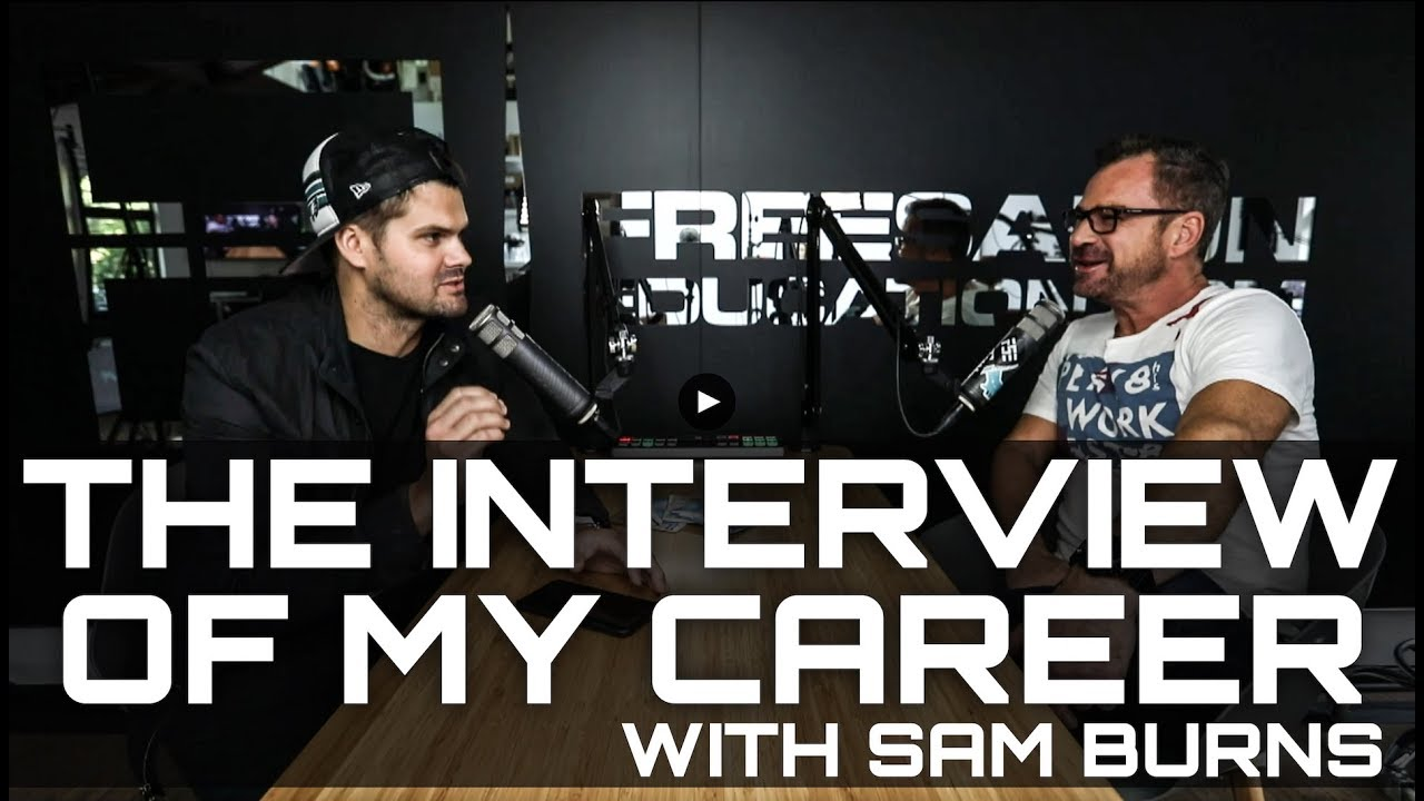 An Interview with the guy who jump started my career - Sam Burns | TheMattBeckShow Interview Special