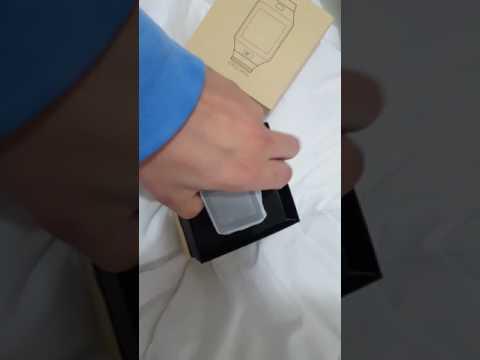 Achat par gearbest smart Dz09