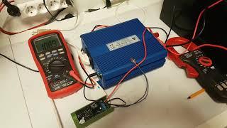 Jaki czas działania lodówki + akumulator 100Ah? Przetwornica z ECO MODE
