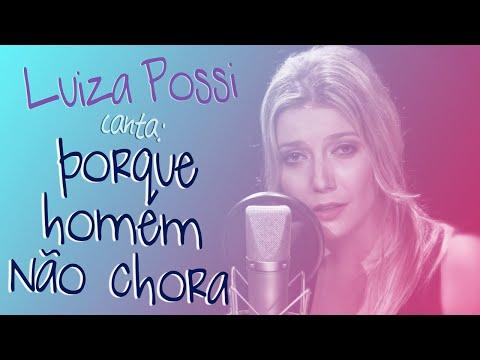 Luiza Possi - Porque Homem Não Chora Pablo  Lab LP