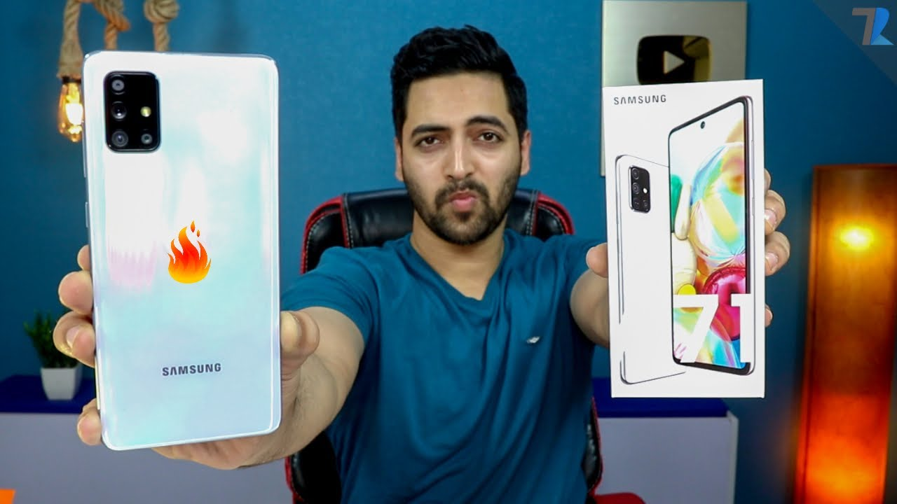 Photo of Samsung Galaxy A71 – Unboxing & First Impressions ! – سامسونج