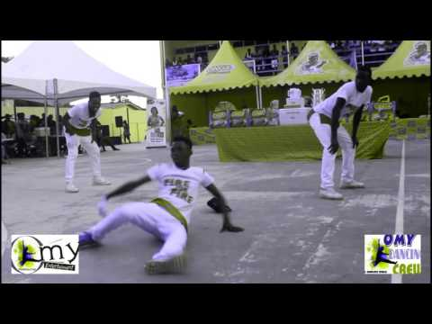 OMY DANCING CREW  -  AT ACCRA POLY 2016