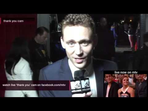MTV Movie Awards 2013 Best Fight Backstage