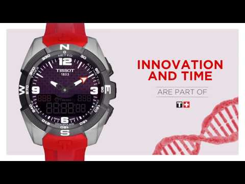 Video manual for the Tissot T-Touch Expert Solar 2017