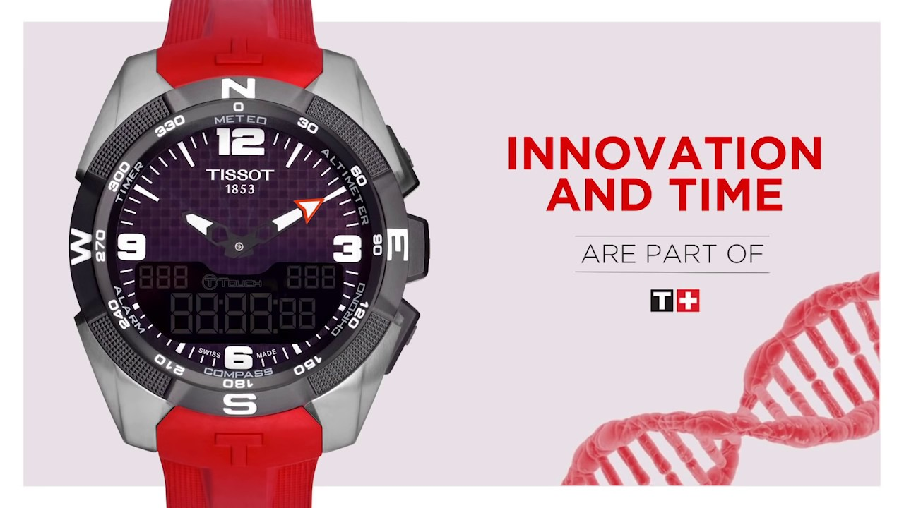 Video Manual For The Tissot T Touch Expert Solar 2017