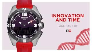 Відео інструкція для Тіссот t-touch експертів сонячних 2017