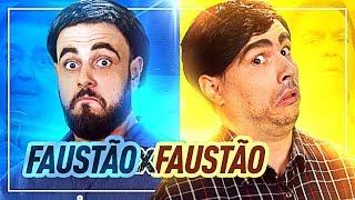 FAUSTÃO X FAUSTÃO! - Contra