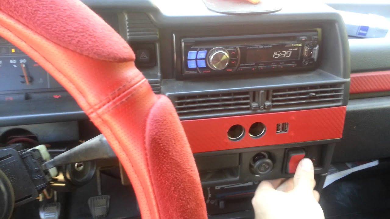 Кнопка запуска двигателя 28