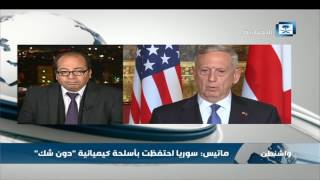 محلل سياسي سوري: لا يمكن التنبؤ بشأن نظام الأسد المجرم.. فهم يمكن أن يستخدموا أي شيء ويجب ايقافهم