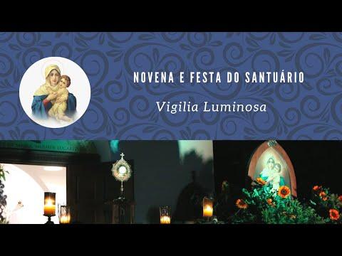 Vigília - Festa do Santuário 2021