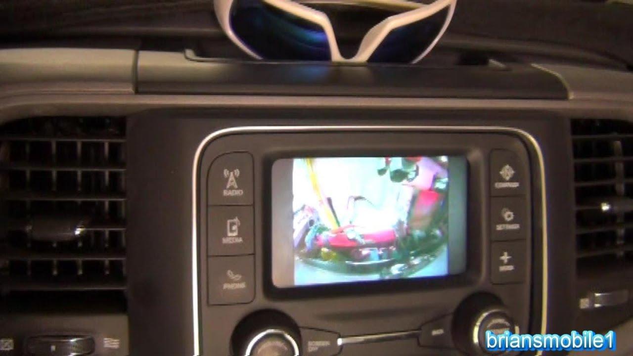 medium resolution of new ram tradesman oem backup camera installation