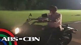 Duterte bahagyang nasugatan sa disgrasya sa motorsiklo: Go | TV Patrol