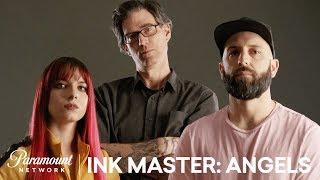 Georgia Peach: Elimination Tattoo Sneak Peek | Ink Master: Angels (Season 2)