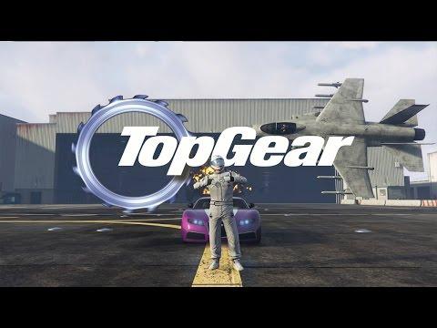 Top Gear Episode 2 Le Grizzly en invité GTA 5 Online
