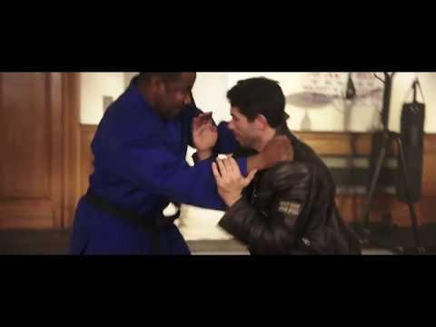 Scott Adkins, Michael Jai White, Ray Park  Accident Man 2018 Exclusive Fight ! Mick & Mack!
