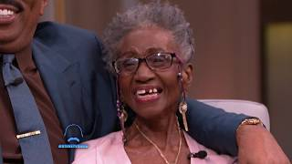 The 86-Year-Old who Lost 120 Pounds!  || STEVE HARVEY