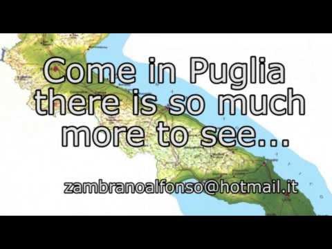Puglia (Italy). The real dream of a Tourist!