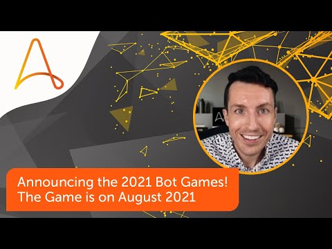 Hackathon & Bot Wars! Announcing the Automation Anywhere 2021 Bot Games!