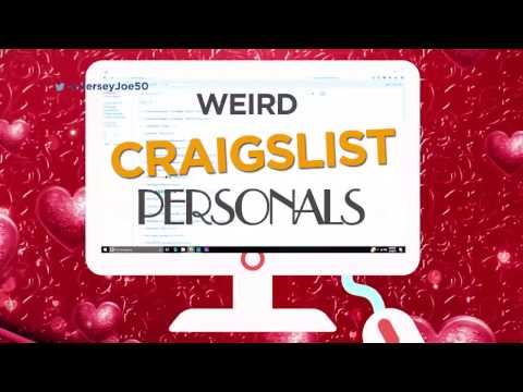 craigslist classified dating