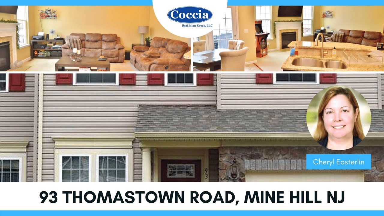 93 Thomastown Road | Homes for Sale Mine Hill, NJ | Morris County