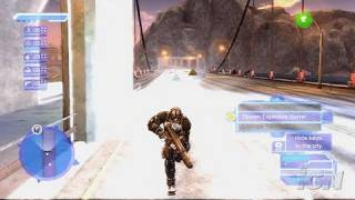 Crackdown Xbox 360 Gameplay - Keys to the City