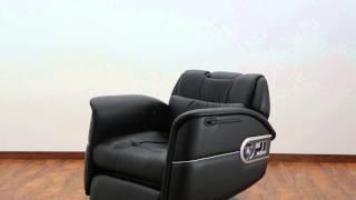 背もたれと手すりの動き方   理容椅子MARVEL(マーヴェル)   タカラベルモント株式会社