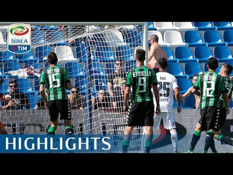 Sassuolo - Cagliari - 6-2 - Highlights - Giornata 37 - Serie A TIM 2016/17