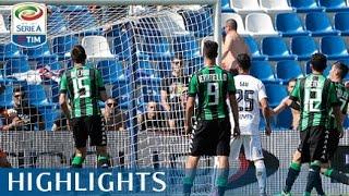 Video Gol Pertandingan Sassuolo vs Cagliari